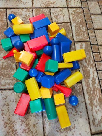 кубики детские крупные