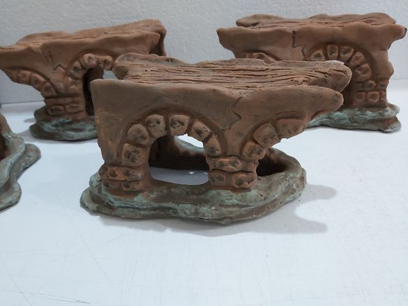 Декоративна керамика за аквариум