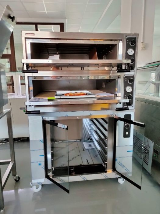 Cuptor Electric cu samota pentru Pizza Patiserie Brutarie Calimanesti - imagine 1