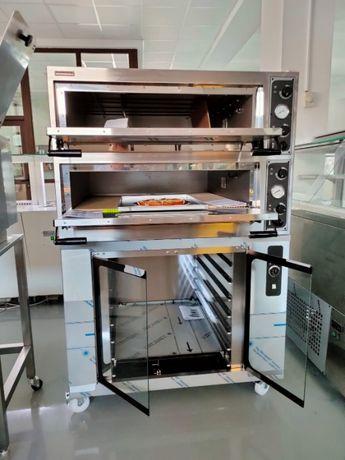 Cuptor Electric cu samota pentru Pizza Patiserie Brutarie
