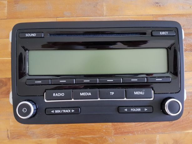 Radio CD Player Volkswagen Delphi DE2-633