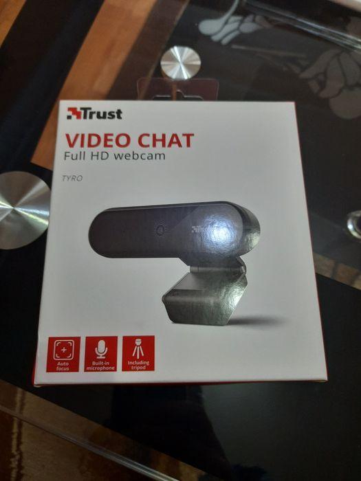 Camera web Trust Tyro 1080p Slatina - imagine 1