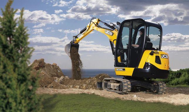 Excavator Sapat Santuri De Inchiriat Fundatie