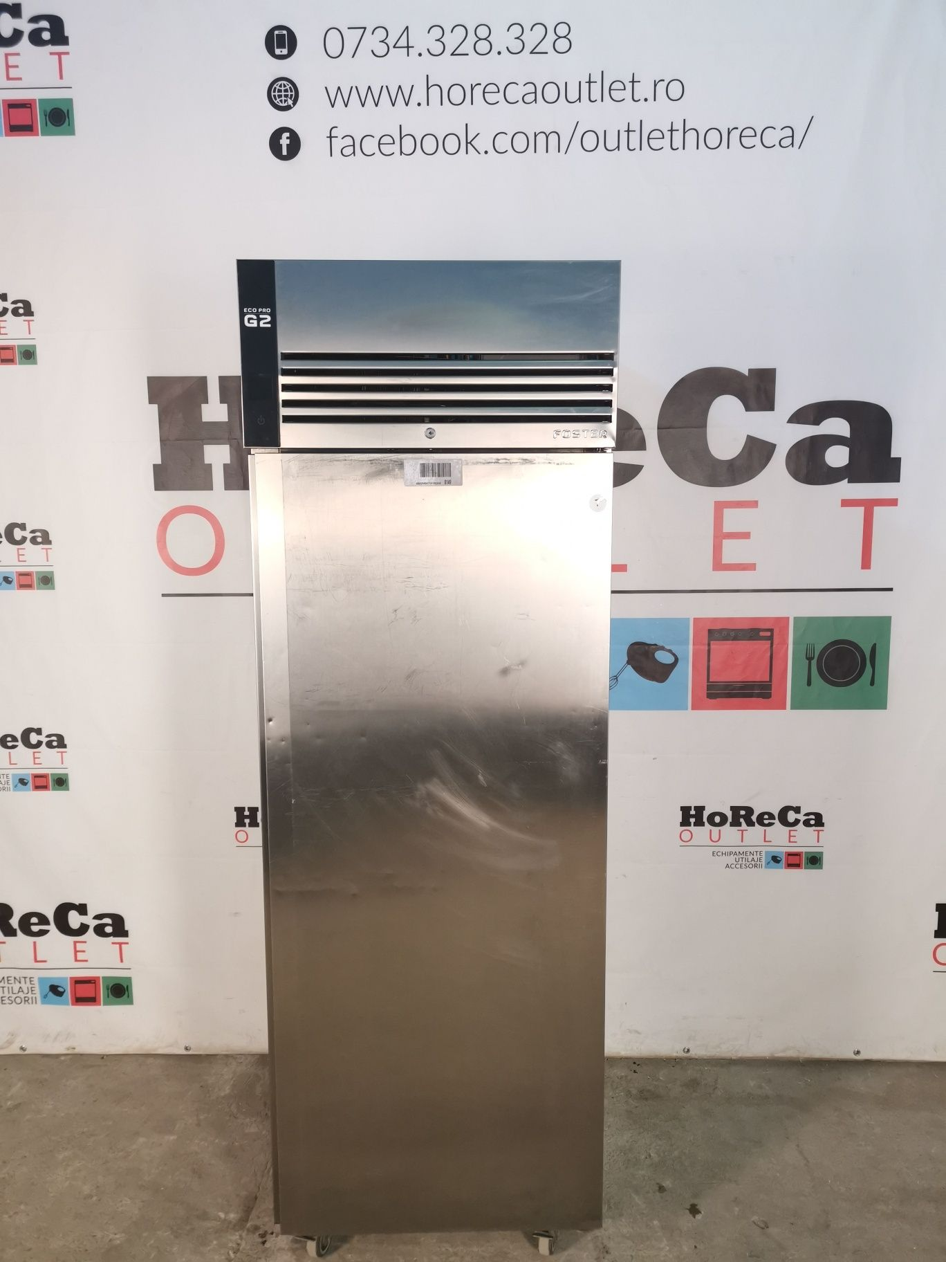 FOSTER Eco Pro G2 - Dulap frigorific; Frigider profesional 700 litri