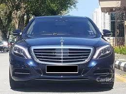 Bara Fata, Bara Spate originale, Mercedes S classe w222