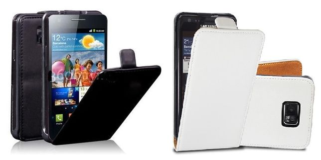 Husa Samsung Galaxy S2 i9100 i9101 + folie + stylus