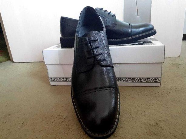 Туфли с турция кожа. С доставкой