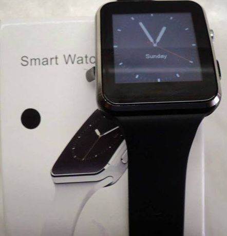 Smart Watch W9, SIM, Black NOU Compatible OS: Android Chipset: MTK6261
