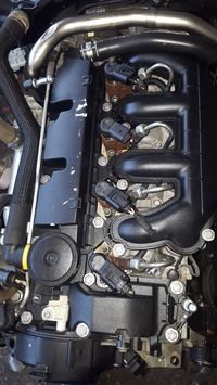 Motor volvo 2.0 diesel euro 4