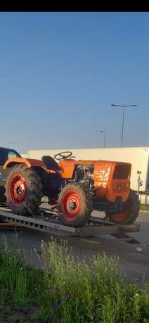 Tractor Fiat 615 OM 4x4