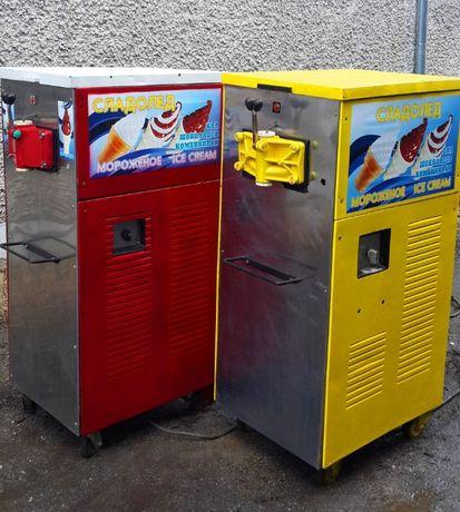 Сладолед машини - Немски