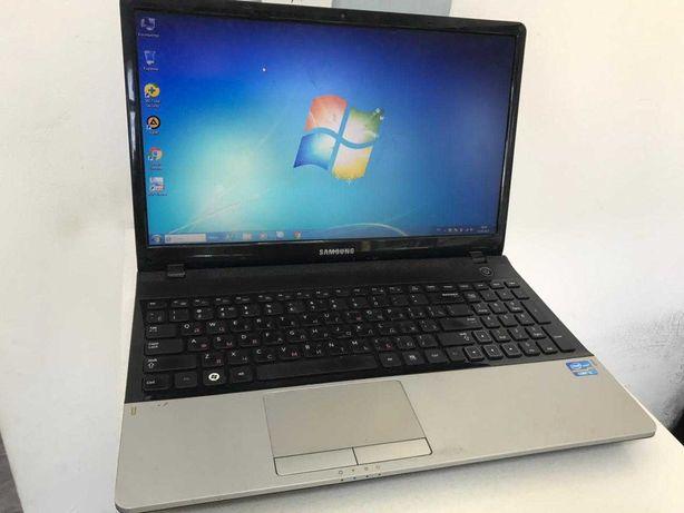 Ноутбук Samsung i3-2330M\ Озу 4 гб\ HDD 500 ГБ\ Батарею держит хорошо
