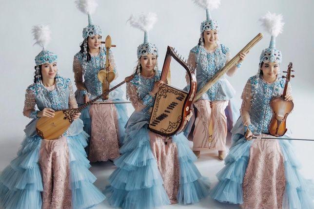 Ансамбль казахских народных инструментов АМАНАТ