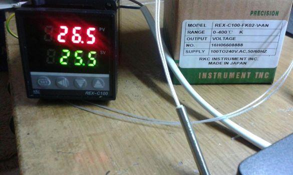 Терморегулатор PID RKC REX-C100