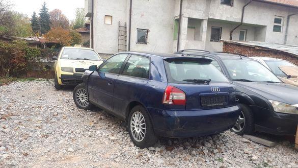 Audi a3 На части 8l