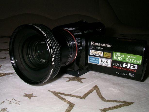 Vand camera video Panasonic HDC-HS300EPK full HD