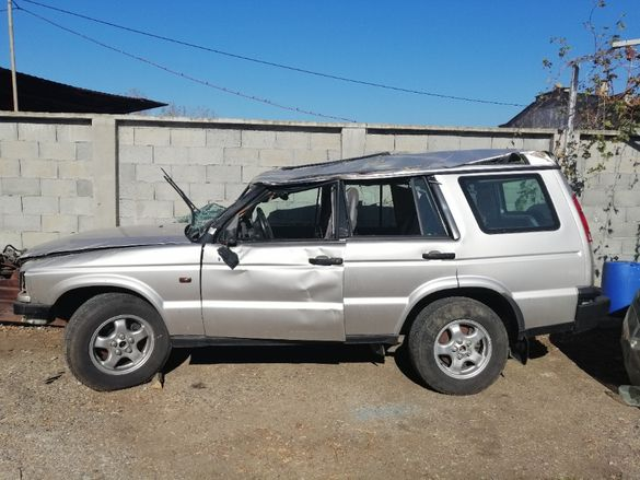 Land Rover Discovery td5 .На части