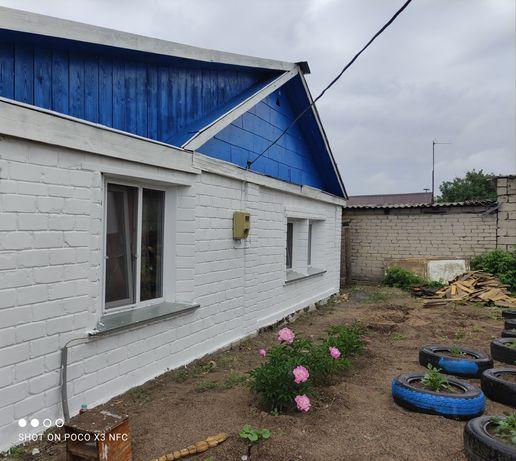 Частный дом в селе Павлодарском
