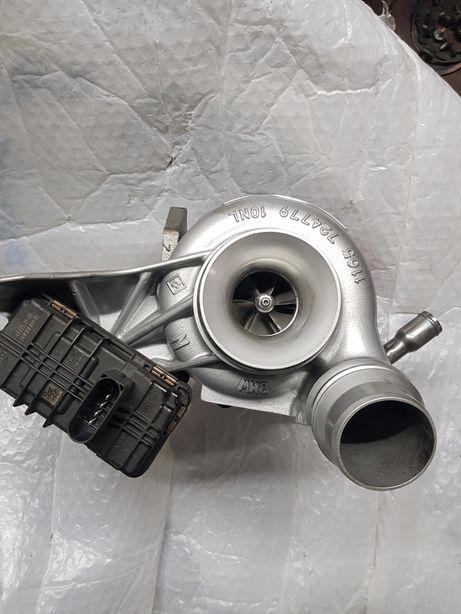 Turbina bmw 2.0 litri 184 hp turbo seria 1, 2, 3 ,4, 5 x1 x3 turbine