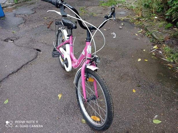 Bicicleta pentru copii Scirocco roz