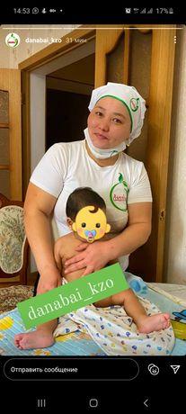 Детский общеукрепляющий и лечебный массаж +ЛФК