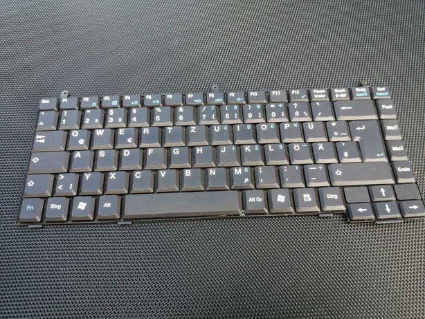 Tastatura TARGA TRAVELLER 1576X2 - testata