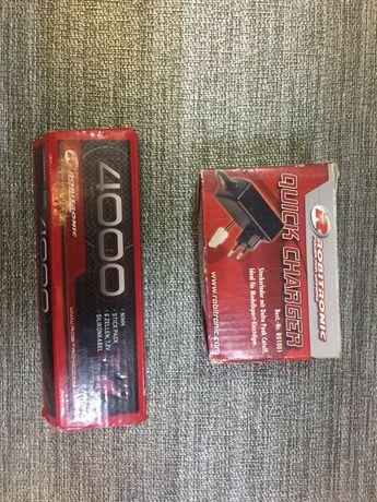Vand acumulator automodel  + incarcator  ROBITRONIC