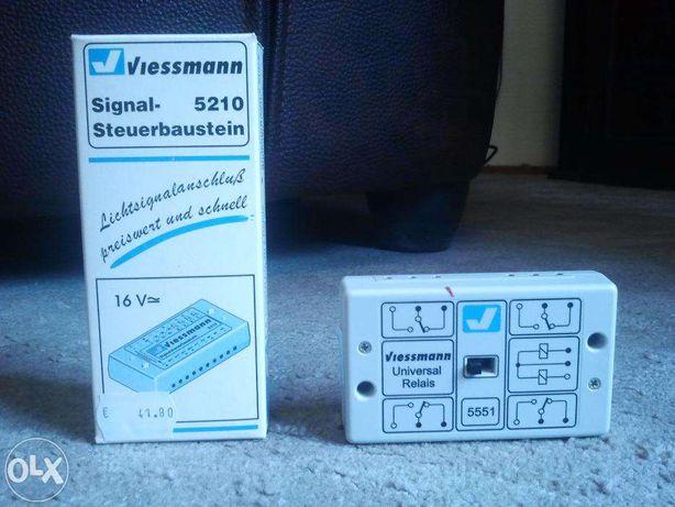 "Panou comanda ""Viessman"" (5210) pentru semnale cale ferata si trenulet"