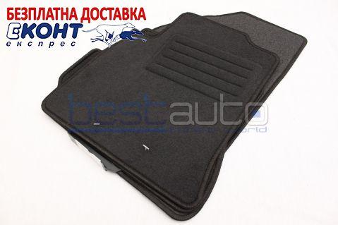 Мокетни стелки Petex за Ford Fusion / Форд Фюжън (2005-2012) мокет
