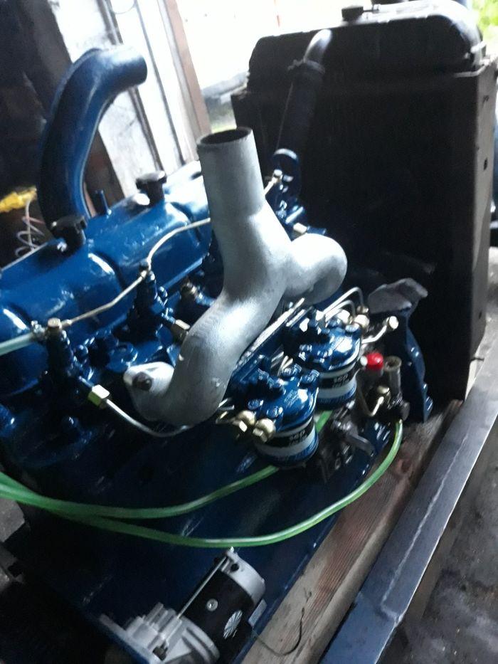 PIESE UTILAJE Motor nou U650 pe semering cu garanție Caransebes - imagine 1
