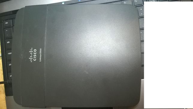 Router CISCO Linksys E900, perfect functional