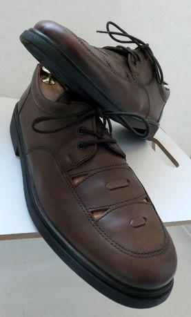 Pantofi derby casual Rohde 45 piele calitate superioara