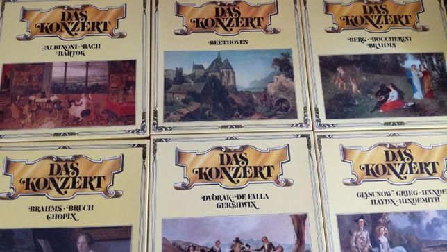 Vinil/vinyl - Clasica - Oistrach, Brendel, Ashkenazy, Fournier- 34 LP