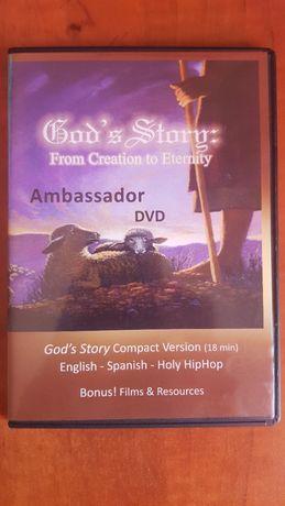 Documentar BIBLIC : God's Story : From Creation to Eternity (2011)