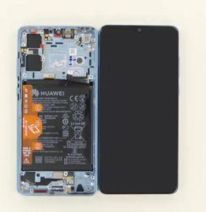 Display Huawei p8 p9 p10 p20 P30 lite pro mate original garantie monta Bucuresti - imagine 1