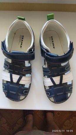 Продам сандали для мальчика.