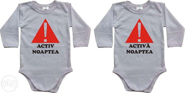Body-uri personalizate bebelusi