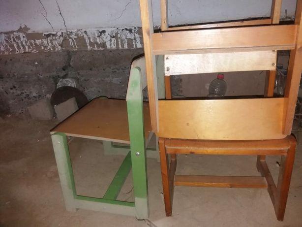 Детский деревянный стол 15 шт
