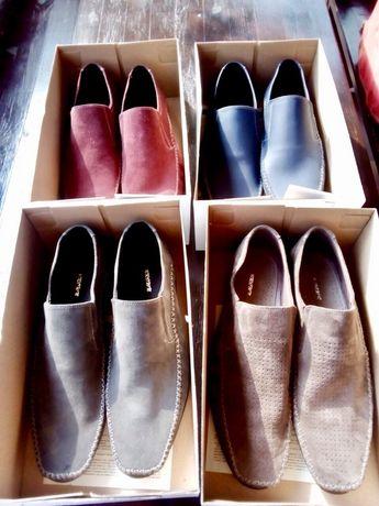 Чисто нови мъжки обувки