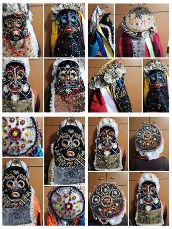 Кукерски маски, уникати, Сурва, Кукерландия, джумали