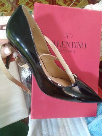 Туфли Valentino кожа