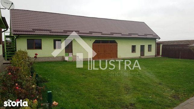 Casa, 4 camere, de vânzare, în Tureni