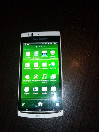 Телефон Sony Ericsson Xperia LT18i