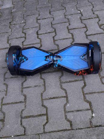 Ховърборд електрически модел с bluetooth и високоговорител 8 инча