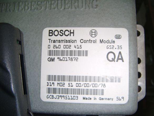 Компютър на автоматична кутия за Опел Омега Б 2.5тдс