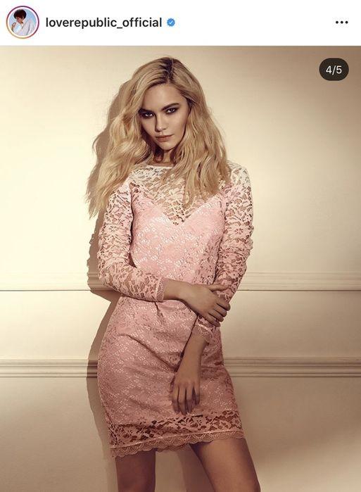 Продается платье   Love republic 10 000, р-р 42-44 Караганда - изображение 1