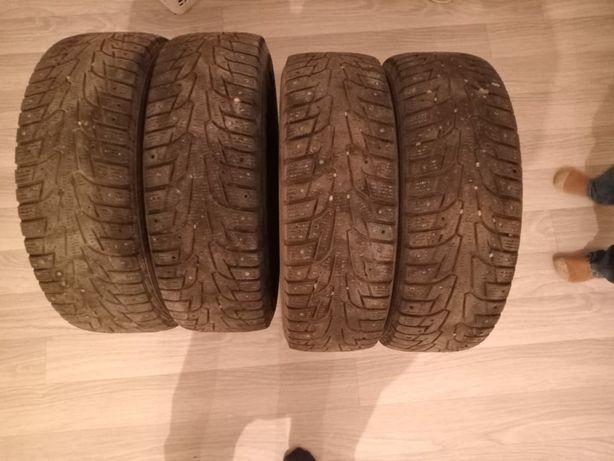 Зимние шины 4 шт в компл