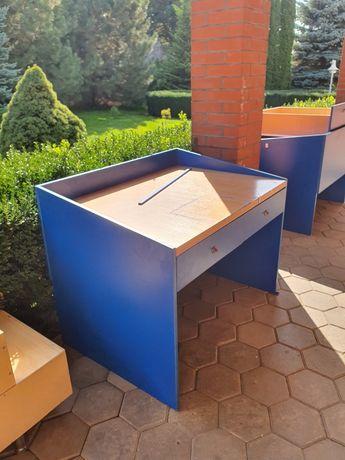 Парта ученическая, письменный стол