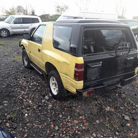 Opel Frontera 1,6 бензин на части