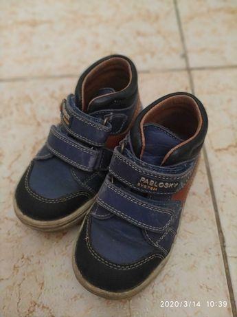 Продам ботиночки Pablosky! Для мальчика. Размер 22.